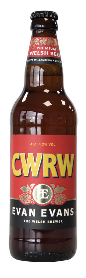 Image: Evan Evans Cwrw 500ml