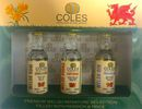 Image : Coles Gift Pack 3x5cl
