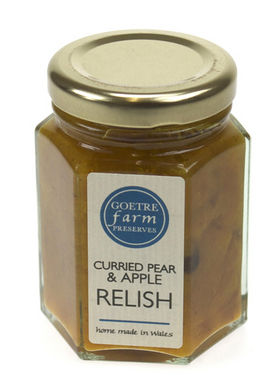 Image: Curried Pear & Apple Relish 200g